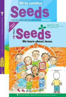 Seeds (Preschool) Bilingual