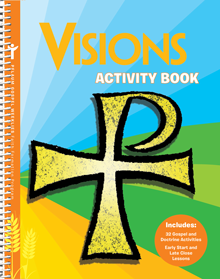 Visions Activity Book