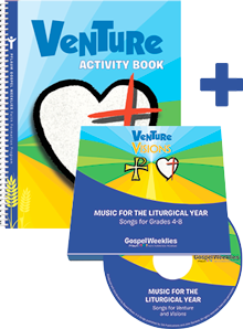 Venture Activity Book + 2 CD Set