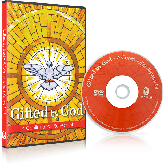 Gifted by God - A Confirmation Retreat Kit DVD