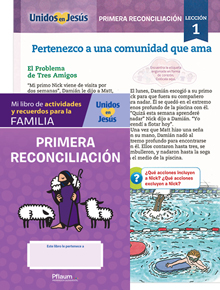 Primera Reconciliación Family Pack