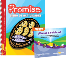 Promise Activity Book + 2 CD Set (Spanish)