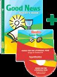 Good News Activity Book + 2 CD Set