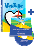 Venture Activity Book + 2 CD Set