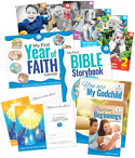 Welcoming God's Children: Baptism Connection - Family Packets