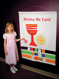 Parish/Classroom First Communion Banner