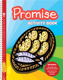 Promise Activity Book