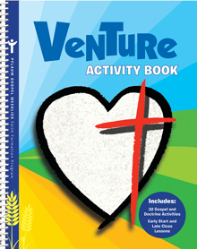 Venture Activity Book