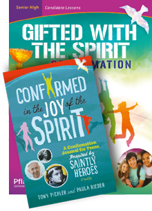 Gifted with the Spirit Senior High Candidate Combo Pack