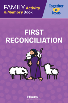 My Family Activity and Memory Book — Reconciliation — Together in Jesus