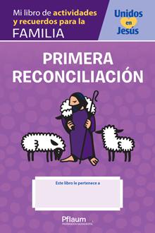 Mi libro de actividades y recuerdos para la familia — Reconciliación