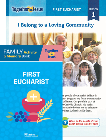 First Eucharist Family Pack