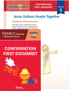 Confirmation First Eucharist Family Pack
