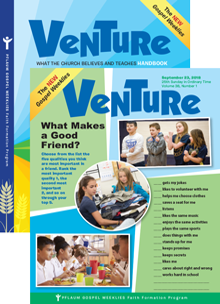Venture (Grades 4-6)