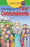 Living Faith Kids: Learning About the Ten Commandments (Booklet)