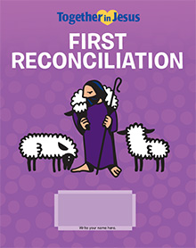 First Reconciliation Student (English)