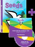 Seeds Activity Book + 2 CD Set
