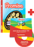 Promise Activity Book + 2 CD Set
