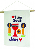 Individual First Communion Banners