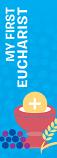 First Eucharist Bookmarks