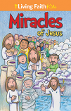 Living Faith Kids: Miracles Of Jesus (Booklet)