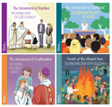 Set of 4 Sacrament Books