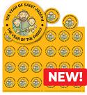 Year of St Joseph Stickers