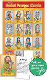 Saint Prayer Cards For Children