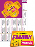 Let's Talk About: Family Conversation Cards