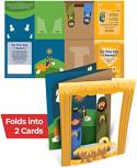 Do You See The Savior? Christmas Card Activity Sheet